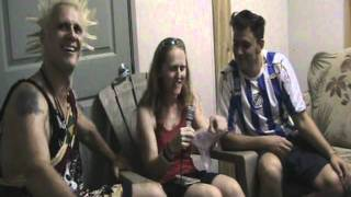 Brothers of Brazil Interview - Warped Tour 2011