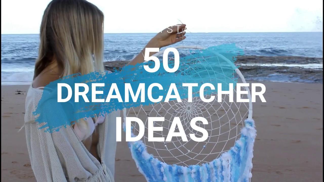 50 Dreamcatcher Ideas Creative Bedroom Decor Youtube