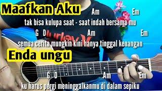 Download Mp3 Chord Mudah  Maafkan Aku - Enda Ungu  By Darmawan Gitar   Tutorial Gitar   Untuk