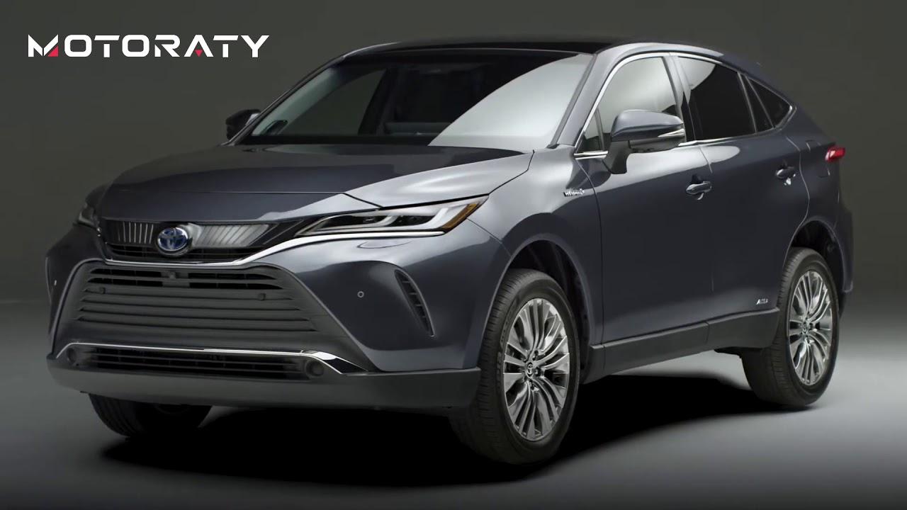 2021 Toyota Venza Hybrid   Interior-Exterior