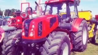 Międzynarodowe Targi AGRO-TECH - MInikowo 2016 / International Fair of Agricultural AGRO-TECH