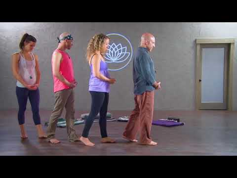 Meet Les Leventhal. Classes available on YogaDownload.com