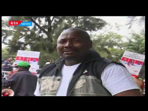 Morning Express: Person of Interest; one on one with Human rights activist, Boniface Mwangi,11/10/16