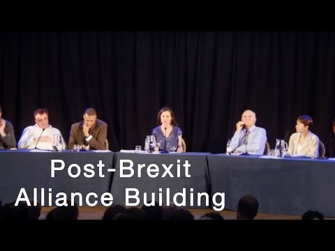 Post-Brexit Alliance Building - Full Stream