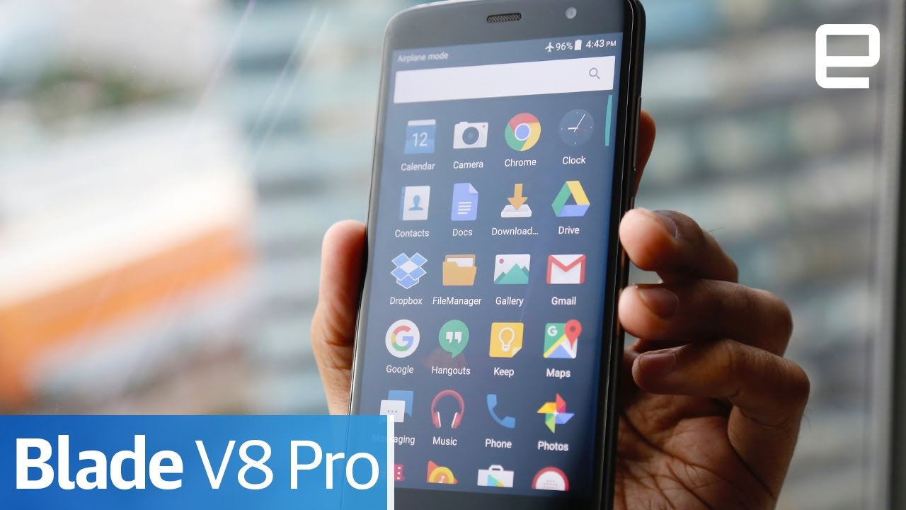 low priced 5b6bf b490a ZTE Blade V8 Pro: Hands-on