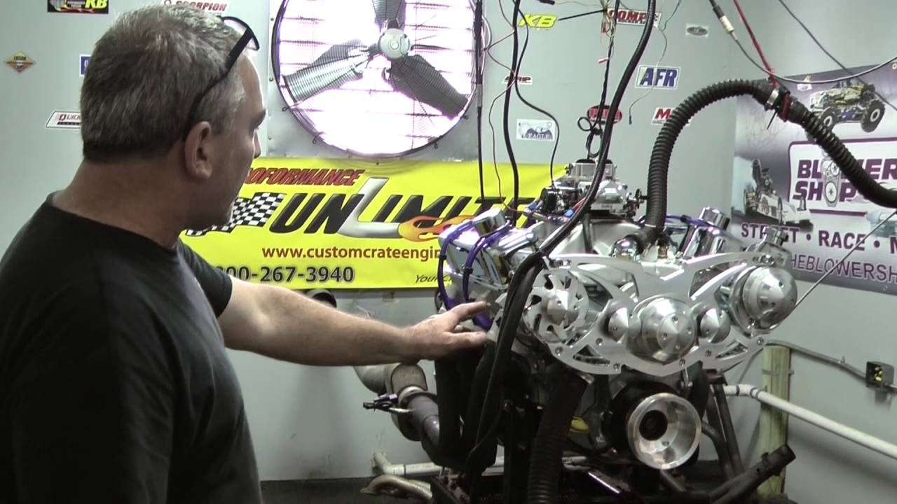 400 Pontiac Crate Engine With 450HP | Proformance Unlimited Inc