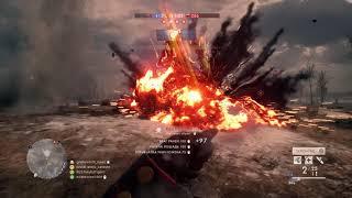 Battlefield™ 1. Horse rider vs Sniper