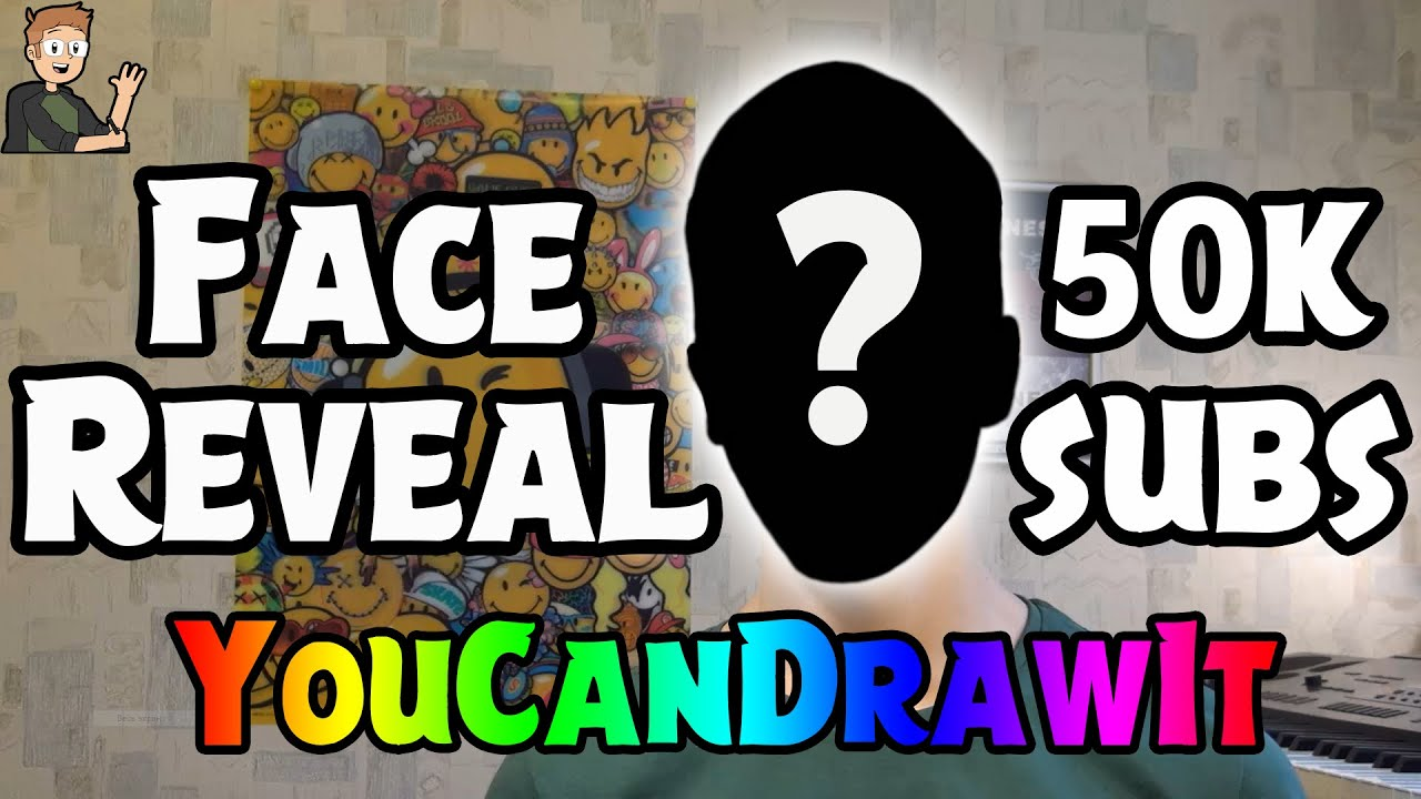 Download FACE REVEAL ツ YouCanDrawIt ✎