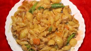 মজার চিকেন পাস্তা রেসিপি//ইতালিয়ান চিকেন পাস্তা// Chicken Pasta Recipe