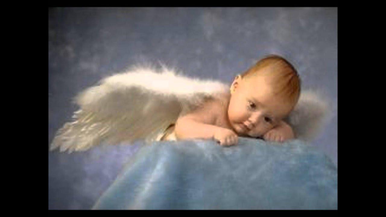 Imagenes De Angeles Bebes En El Cielo