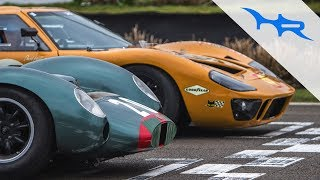 Best Sights and Sounds of Goodwood 76MM