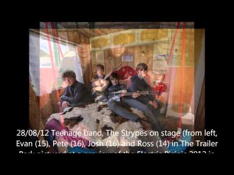 The Strypes Live In Derry 15/05/2013