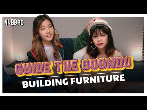 How To Build IKEA Furniture | Guide The Goondu Ep 3