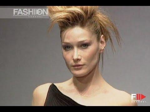 LANVIN Fall Winter 1996 1997 Paris – Fashion Channel
