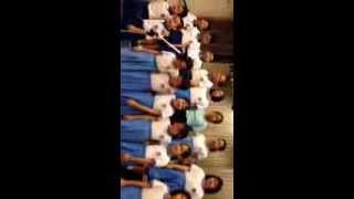 沙田崇真學校2013年4A 班,班級經營!
