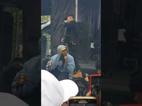 Jay Park - Yacht english version live fan cam