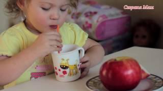 Правильное питание - залог здоровья ребенка!