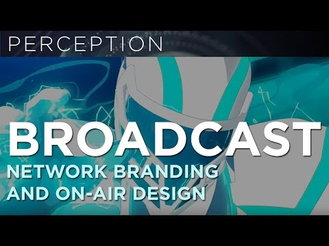 Network Branding & On-Air Design Montage