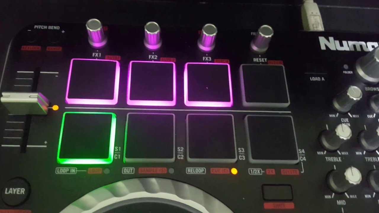 numark mix quad pro