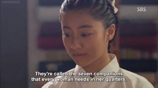 Video Jang Ok Jung Episode 2 download MP3, 3GP, MP4, WEBM, AVI, FLV Mei 2018