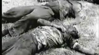 Il Disseppellimento Delle Vittime Della Strage Nazista Di San Polo  Ar  Luglio 1