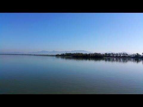Beautiful Naf River  (নাফ নদী)- Teknaf, Bangladesh