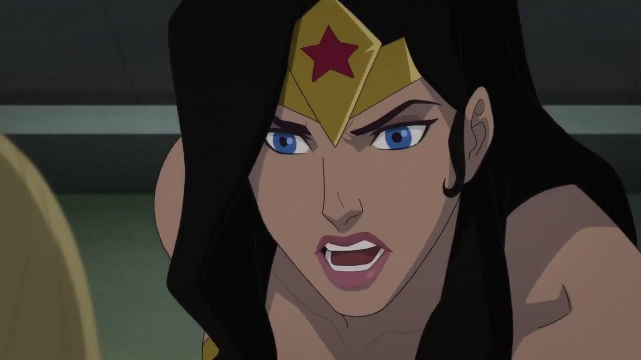 Download Wonder Woman Post Credit scene Wonder Woman Bloodlines 2019