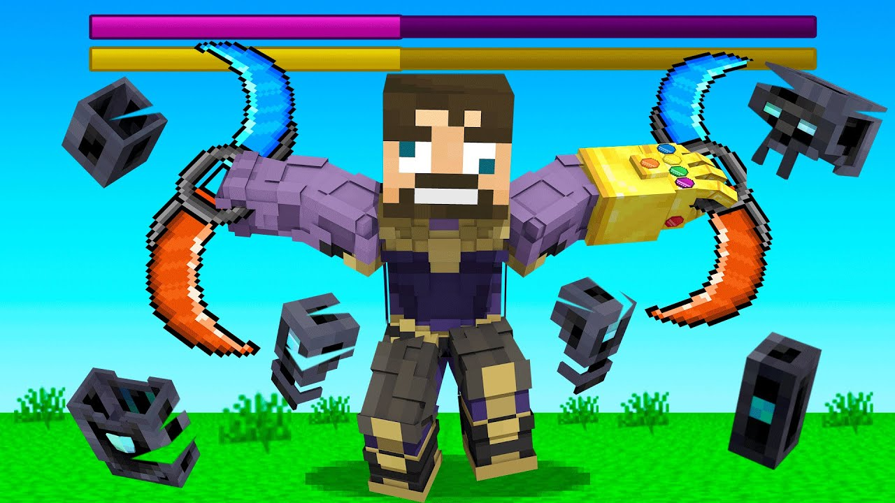 Download How To DEFEAT *OP* INFINITY ARMOR in Insane Craft (Minecraft)