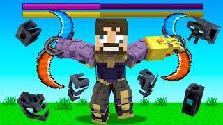 How To DEFEAT *OP* ÏNFINITY ARMOR in Insane Craft (Minecraft)