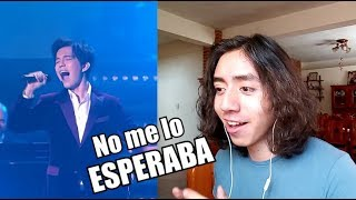 Intento de cantande reacciona a DIMASH (Love Is Like A Dream | *Porcayo