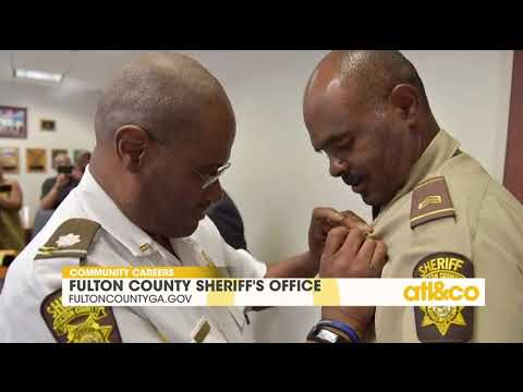 Fulton County Sheriff's Office Is Hiring!