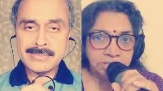 Cover En Kanmani un kaadhali with Murali