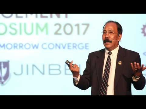 Suryaman Shakya, Senior Environmental Engineer - Transforming Leadership - NMS 2017