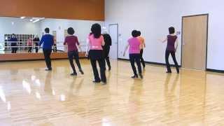 All Of Me - Line Dance (Dance & Teach) Simon Ward