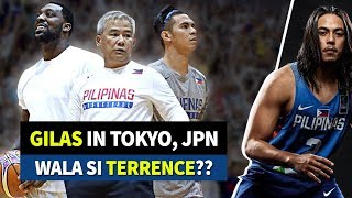 Nasa Japan na ang Gilas, Wala si Romeo? Bakit? | Gilas in Tokyo, Japan