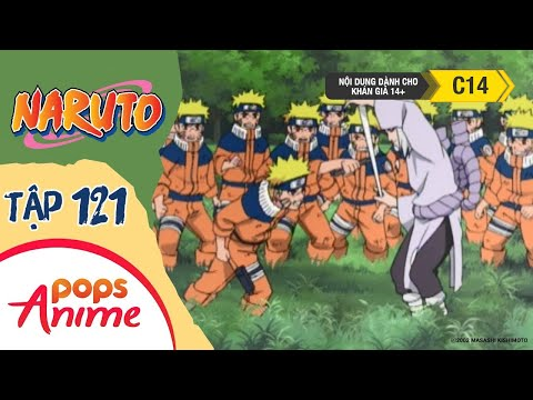 Naruto Tập 121 - Trận Chiến Của Mỗi Người! - Trọn Bộ Naruto Lồng Tiếng