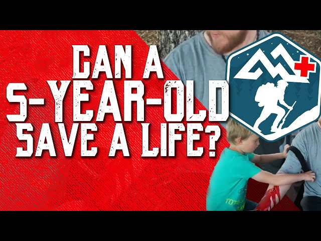 Can a 5-Year-Old Save a Life?