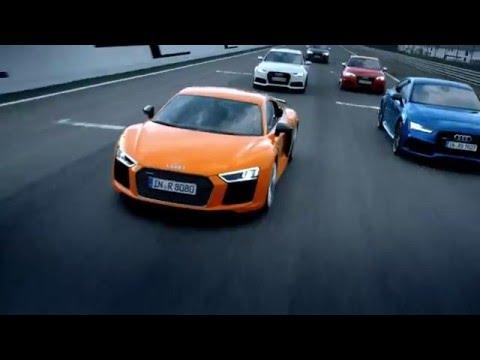 Audi Sport Experience Slovakia 2016