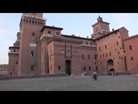 Traveller: Italy, Ferrara, area around Castello Estense