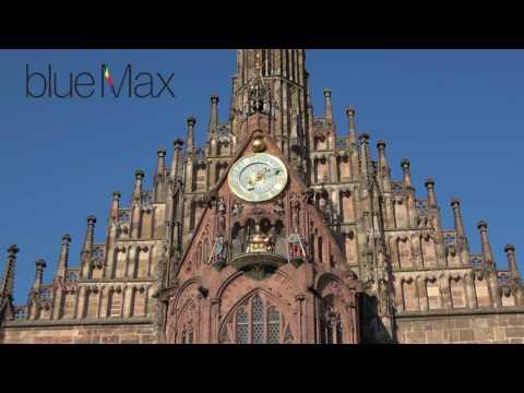 Nuernberg, Germany 4K www.bluemaxbg.com