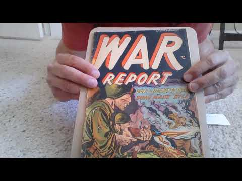 Historic Cold War comic found in grocery bag