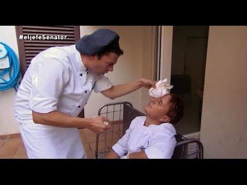 Nico el jefe de cocina del senator sobre la ca da de el for Jefe de cocina alicante