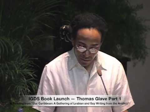 IGDS Public Lecture and Book Launch — Thomas Glave Part 1