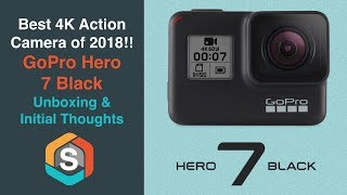 Best 4K Action Camera of 2018 - GoProHERO7 Black