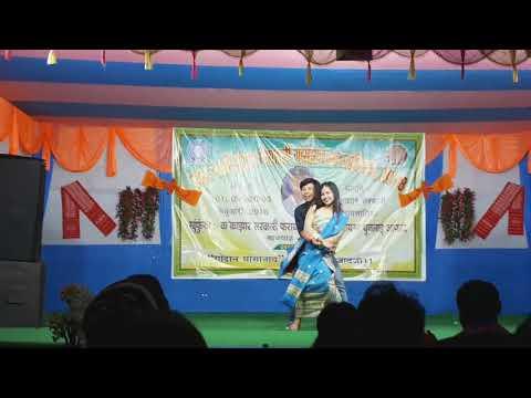 Nwngni Jiuninw Raja Jana A Romantic Dance Video By Dipanjali Brahma & Bilifang Daimary 2018