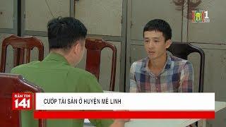 Bắt giữ đối tượng cướp túi xách của nữ công nhân tại Mê Linh | Tin nóng | Tin tức 141