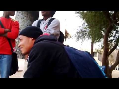 South Africa Actor Stand up Comedy Cleo Bonny - yellow Bone deficiency