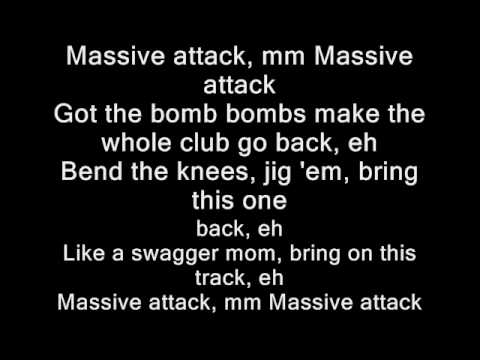 Nicki Minaj feat. Sean Garrett - Massive Attack DIRTY With Lyrics