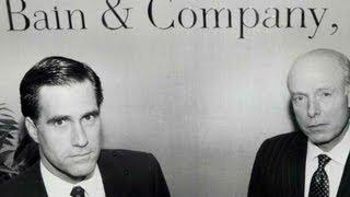 Romney's Bain Capital tenure disputed