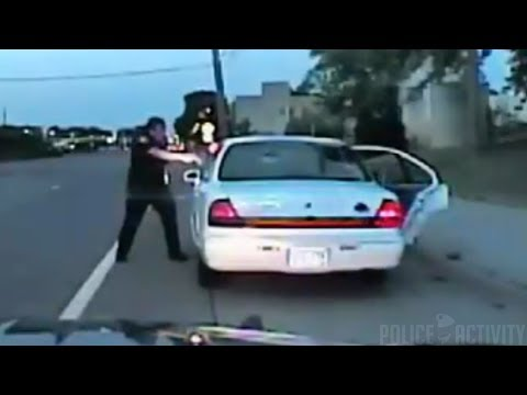 Police Dashcam Footage Of Philando Castile Fatal Shooting